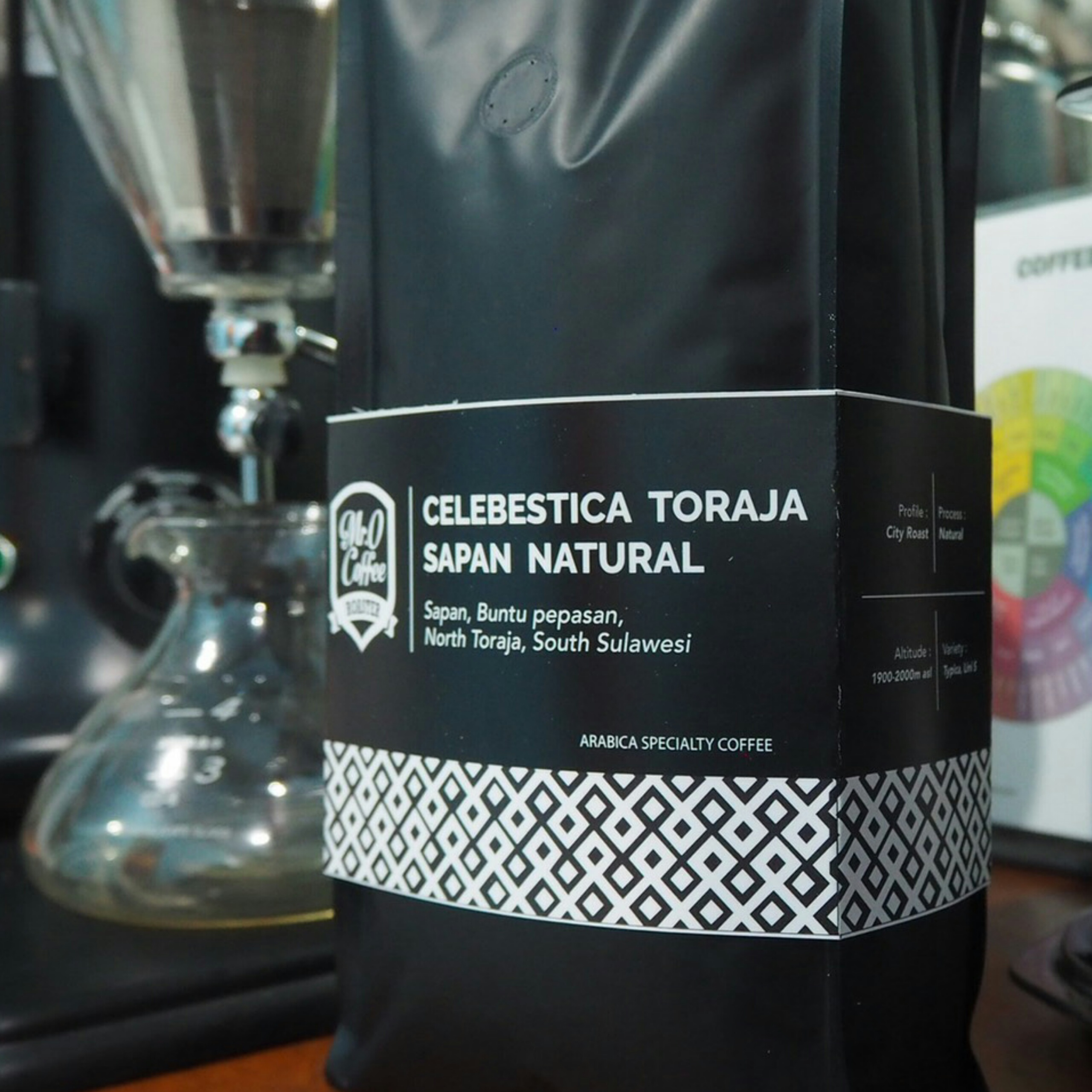 Otten Coffee Green Bean Kopi Arabica Lintong Blue Batak 1 Kg Source · Kopi Toraja Sapan
